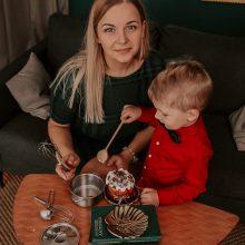 V. Klopova: gaminant ir mėgaujantis negali nepavykti