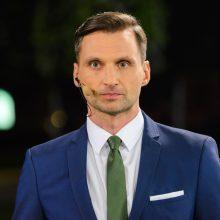 """R. Grumbinas: labai tikiuosi, kad """"Žalgiris"""" visą Eurolygos sezoną išlaikys intrigą"""
