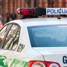 Šiauliuose per avariją sužalota vairuotoja