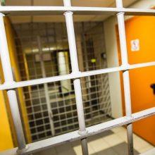 Policijos sulaikytas vyras paguldytas į ligoninę: susižalojo areštinėje