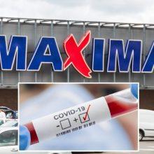 """Dviem """"Maximos"""" darbuotojoms Joniškyje nustatytas koronavirusas"""
