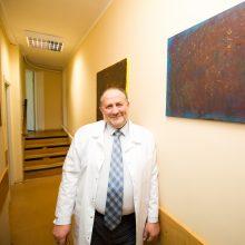 Gydytojas apie savo ligą: vėžys kankinasi, kad pas mane atėjo