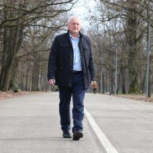 Profesorius A. Skurvydas – apie laimę, judėjimą ir moterų bei vyrų skirtumus