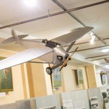Aviacijos muziejus rengs ekspozicijas apie skrydžių aptarnavimą
