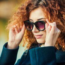 Kaip prižiūrėti garbanotus plaukus?