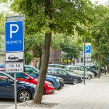 Nuo automobilių dūstančiose gatvėse – nauja tvarka