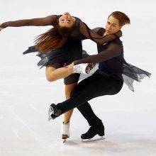 Ledo šokėjai neeikvoja laiko spėlionėms