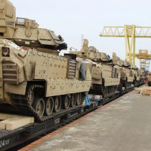 Į Lietuvą atvyksta didžiulės JAV pajėgos: šįkart kariai atkeliauja ne tik į pratybas