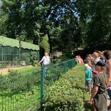 Lietuvos zoologijos sodas atšventė gimtadienį: šis sezonas pateks į istoriją