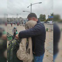 Tėvai lengviau atsikvėpė: ieškotas 11-metis namo grįžo pats (atnaujinta)