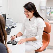 Odontologė I. Šlivinskienė: odontologija vis labiau prisitaiko prie pacientų