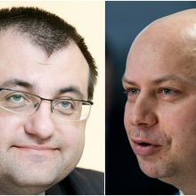 V. Kasiulevičius: kur sutinku, o kur nesutinku su ministru A.Veryga?