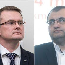 A. Dulkys: V. Kasiulevičiaus sprendimas trauktis iš darbo – pamatuota atsakomybė