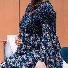 Kodėl nėščiosioms rekomenduojama skiepytis nuo gripo?