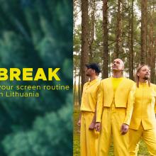 """Startuoja Lietuvos turizmo kampanija užsienio turistams: jos ambasadoriai – grupė """"The Roop"""""""