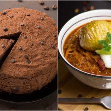 Rauginti kopūstai – net ir šokoladinio torto slaptasis ingredientas <span style=color:red;>(trys receptai)</span>