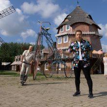Ž. Baryso nuotykiai Vilniaus regione: pateko į pragarą, lankėsi kiaulidėse
