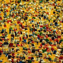"""Mirė """"Lego"""" žmogaus figūrėlę sukūręs danas"""
