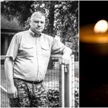 Staiga mirė Kauno rajono savivaldybės tarybos narys, girininkas J. Mačiulis