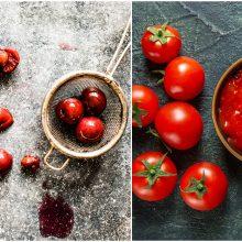 Vyšnių sirupas ir pomidorų padažas – kaip juos gaminat sutaupyti laiko ir pinigų?
