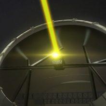Ar lazeriai padės išspręsti kosmoso šiukšlių problemą?