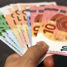 Verslui paskirstyta 34,3 mln. eurų paramos
