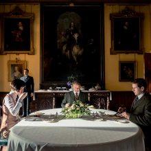"""Mes aptarnavome Anglijos karalių (filmo """"Dauntono abatija"""" apžvalga)"""