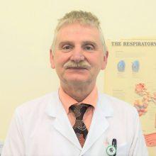 Kauno klinikinės ligoninės vadovo konkursą laimėjo prof. A. Naudžiūnas