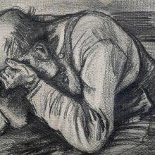 V. van Gogho muziejuje eksponuojamas iki šiol viešai nematytas jo kūrinys