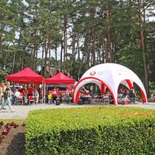 Startuoja dešimtasis kraujo donorystės turas per Lietuvą