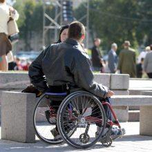 Neįgaliųjų integracijai – daugiau galimybių ir priemonių