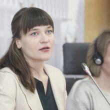 Grupė Seimo narių siūlo į darželius priimti tik nuo tymų skiepytus vaikus
