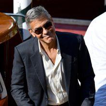 Po mirties bausmės homoseksualams įvedimo G. Clooney'is ragina boikotuoti viešbučius