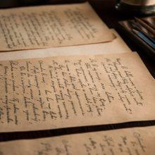Aukcione parduoti Napoleono meilės laiškai žmonai Josephine'ai