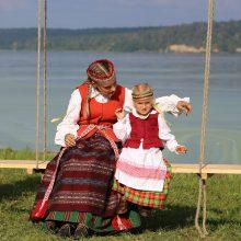 Marių užlietiems kaimams atminti – salvės ir dainos
