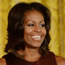 """Tarp šių metų """"Grammy"""" laureatų – buvusi JAV pirmoji dama M. Obama"""