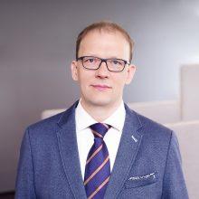 Bankų asociacijai laikinai vadovaus A. Budrys