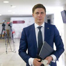 M. Sinkevičius nedalyvaus Seimo rinkimuose: socialdemokratų sąraše buvo trečias