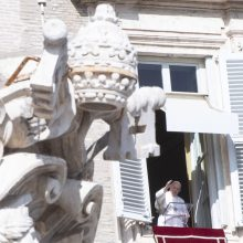 Popiežius Pranciškus paskyrė 13 naujų kardinolų