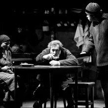 Mirė teatro legenda A. Paulavičius