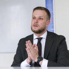 G. Landsbergis atmeta oponentų kritiką dėl užsienio politikos: mes sieksime teisingumo