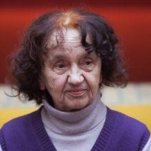 Dailininkė B. Žilytė-Steponavičienė mini 90-ąjį jubiliejų