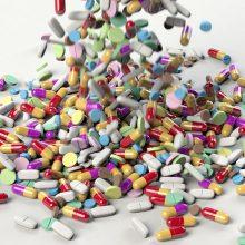 """Per pusmetį iš gyventojų """"Eurovaistinėse"""" surinkta beveikia 5 tonos naikintinų vaistų"""