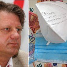 S. Čaplinskas pasidalijo įžvalgomis, kaip galima greičiau prikelti ekonomiką
