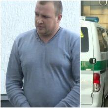 14-metės išžaginimu įtariamas vyras –  gerai žinomas teisėsaugai