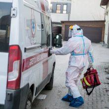 Koronavirusas Lietuvoje: COVID-19 diagnozę išgirdo 686 žmonės, užgeso dar 14 gyvybių