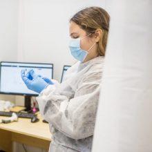 Lietuvoje per parą nuo koronaviruso pirma doze paskiepyta 11,3 tūkst. žmonių