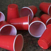 Neringa taip pat uždraudė vienkartinius plastiko gaminius per savo renginius