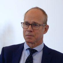 Pasaulyje garsus onkologas R. J. Thomas: vėžiu sergantis žmogus sau gali labai padėti