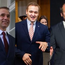 S. Skvernelis: tikrai keisis mažiausiai trys ministrai